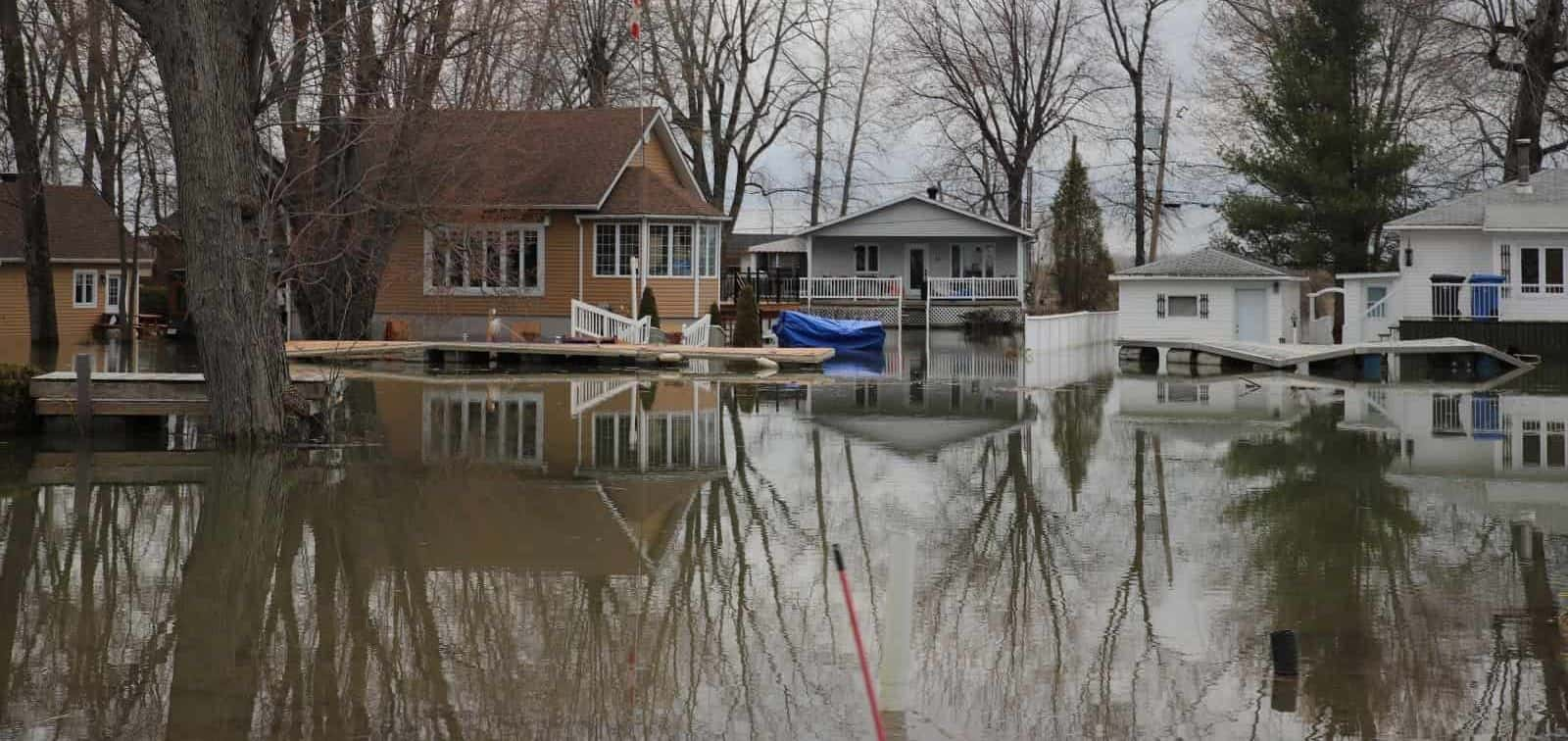 central and eastern canada flood