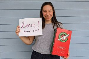 Why I Pack Shoeboxes: One-Word Witnesses