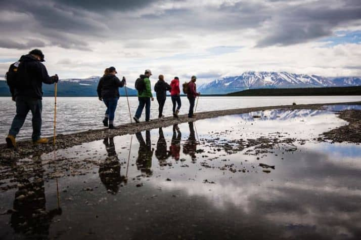 Military couples found hope and healing this year in wilderness Alaska as they participated in Operation Heal Our Patriots.