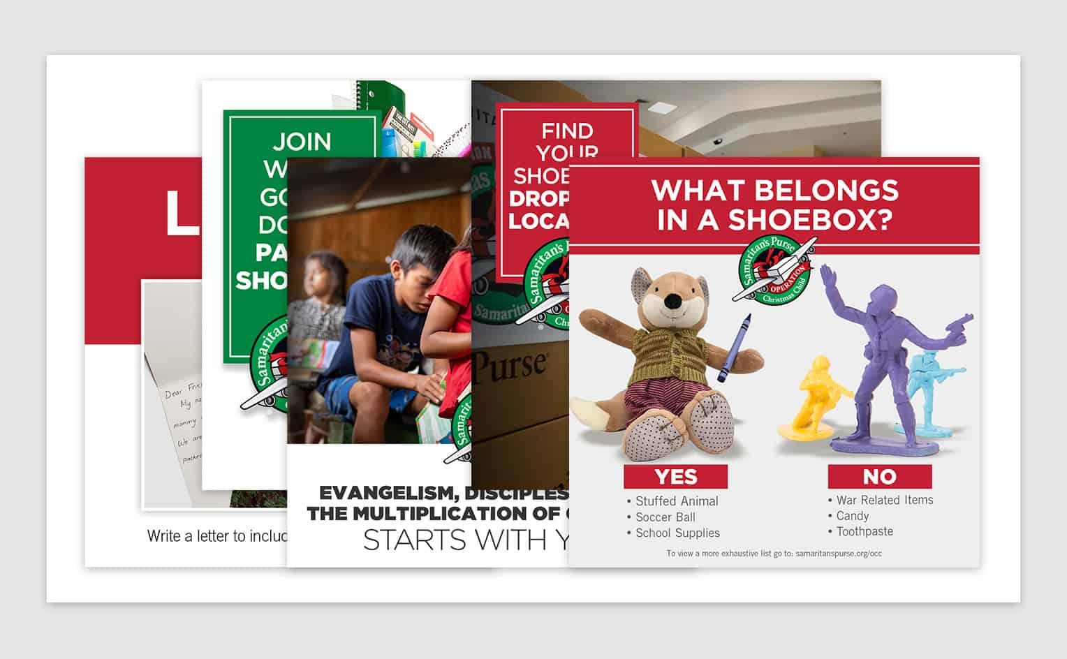 Shoebox Resources Social Graphics
