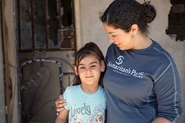 Your gift of $100 helps to provide care for a child through trauma-healing programs as they overcome the horrors of violence and war.